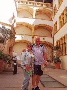 visite guidée privée en couple / private guided tour in couple